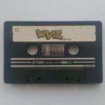 TDK MA90 metal cassette tape