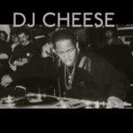 DJ Cheese on the decks